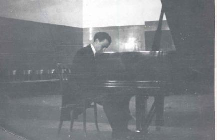 Domenico Calabria, primo concerto IUC