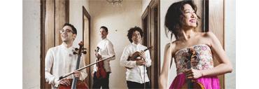 14/6: Note in Biblioteca - Quartetto Henao