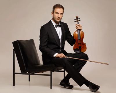 Stefan Milenkovich - Orchestra Filarmonica Marchigiana