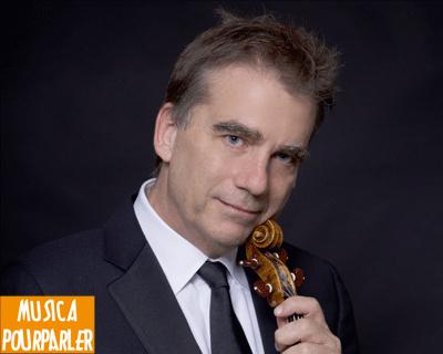 MusicaPourParler: Le Quattro Stagioni - Robert McDuffie