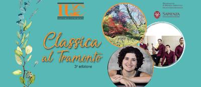 Classica al Tramonto - Beatrice Cori / Caravaggio Piano Quartet