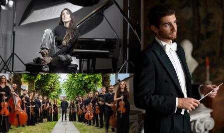 Inaugurazione - Beethoven: Orchestra da Camera Canova / Campaner / Pagano